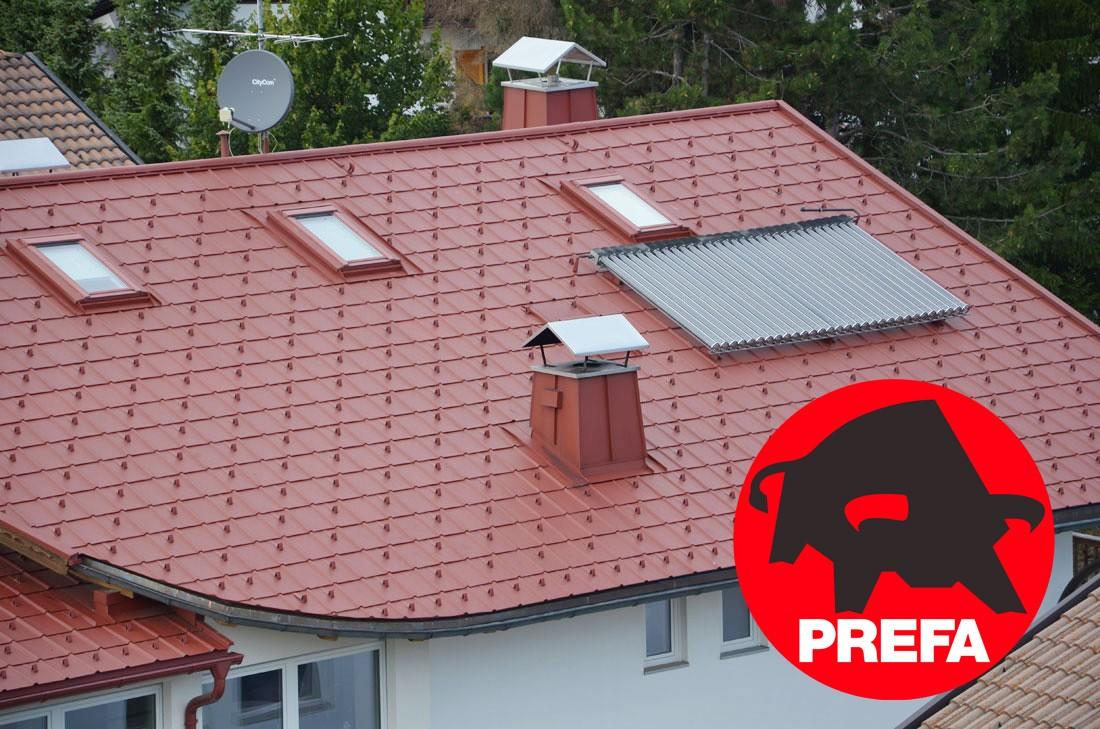 prefa-dach